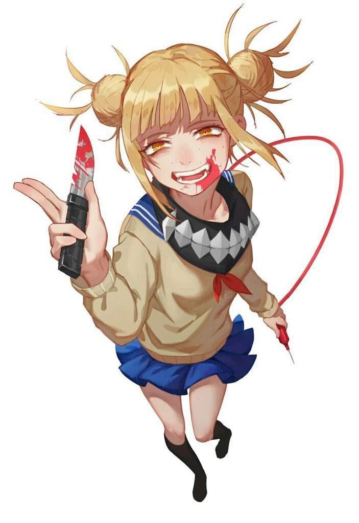 Кровавый аниме арт - лучшие изображения (15)