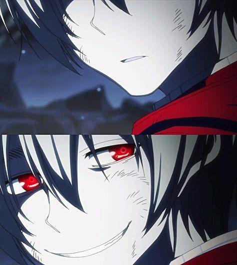 Кровавый аниме арт - лучшие изображения (3)