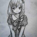 Крутые и классные рисунки аниме