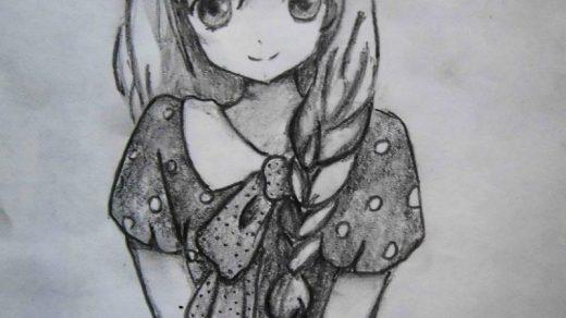 Крутые и классные рисунки аниме014