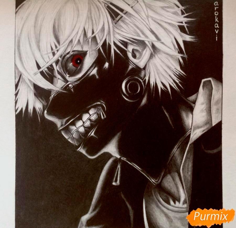 Крутые и классные рисунки аниме015