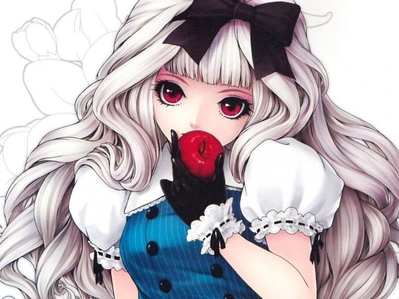 Крутые и классные рисунки аниме016