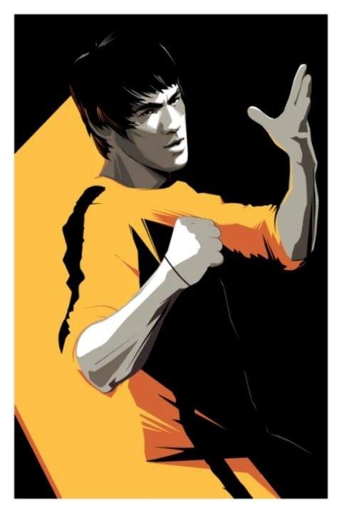 Крутые картинки Брюс Ли (13)