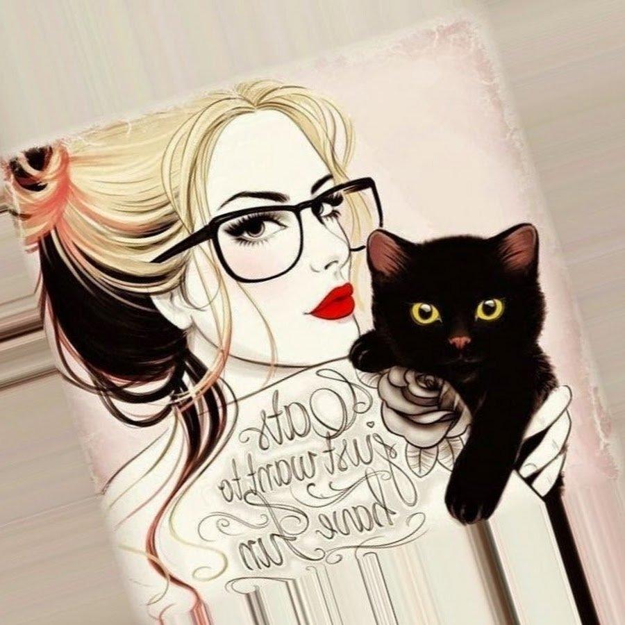 Крутые фото на аватарку в ватсапе для девушек002