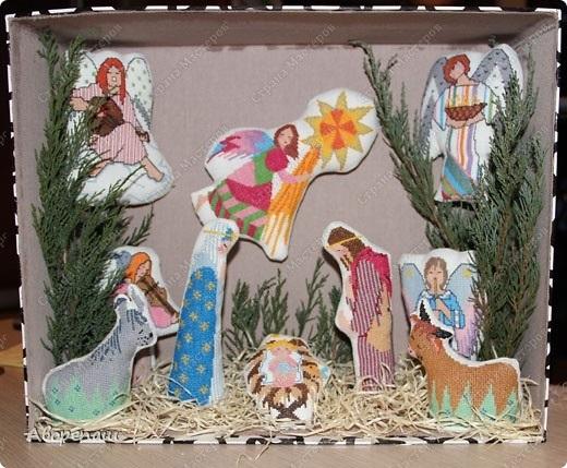 Лучшие поделки на рождественскую тему своими руками003
