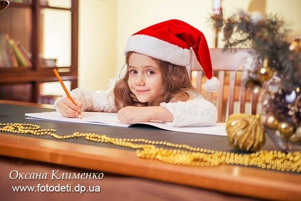 Лучшие фотосессии новогодние детей005