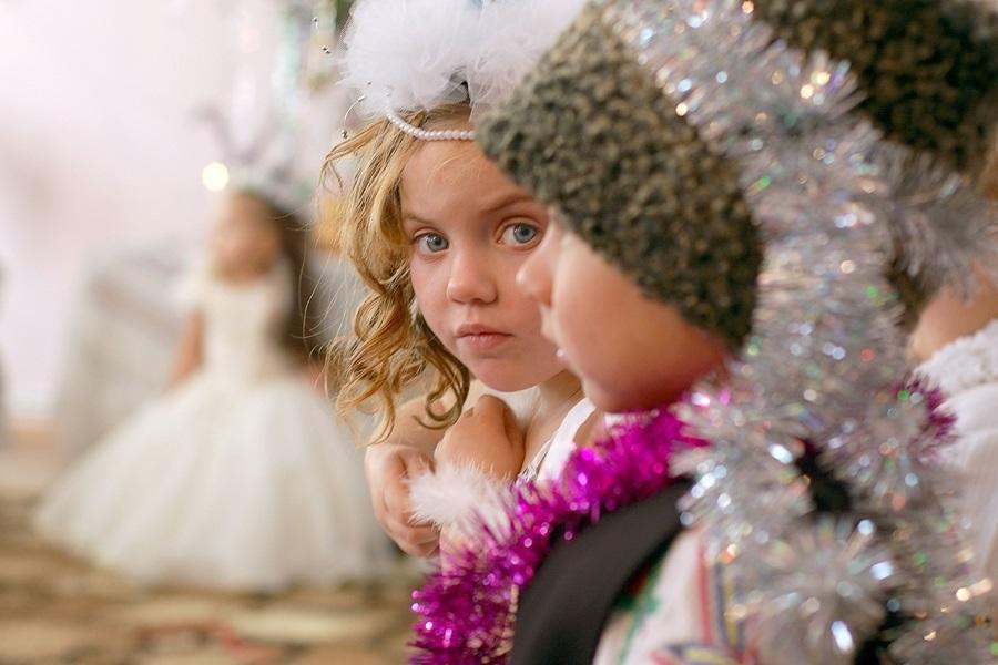 Лучшие фотосессии новогодние детей006