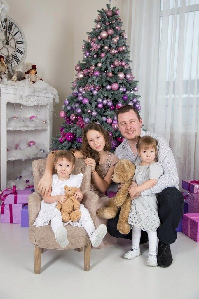 Лучшие фотосессии новогодние детей008