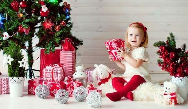 Лучшие фотосессии новогодние детей009