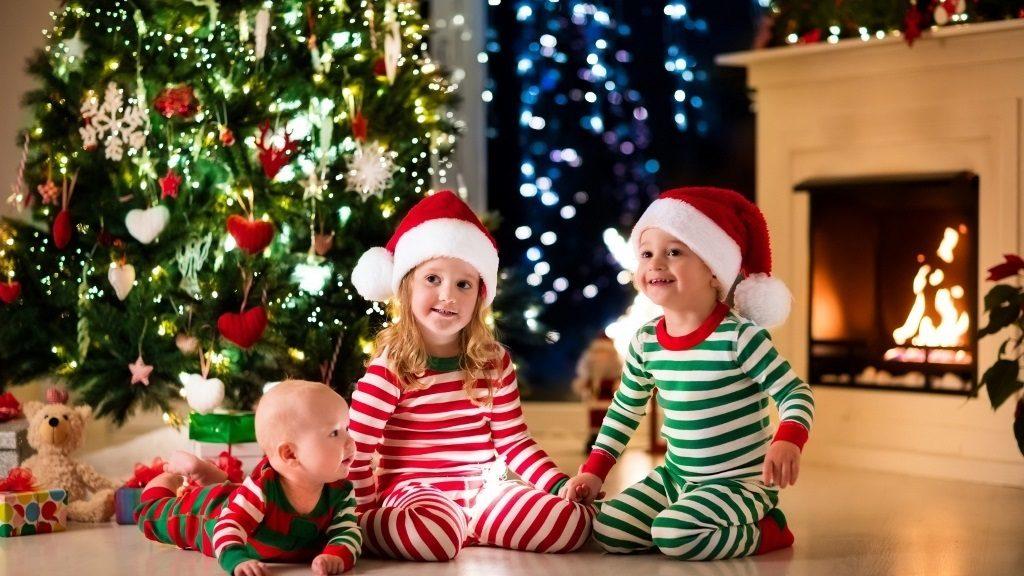 Лучшие фотосессии новогодние детей013