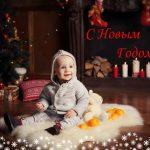 Лучшие фотосессии новогодние детей