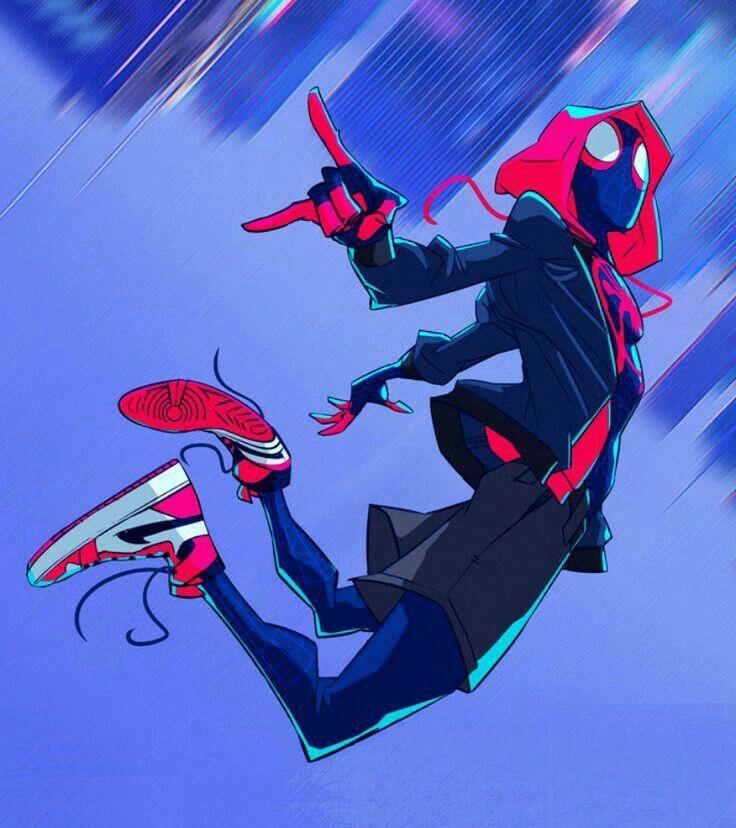 Марвел картинки человек-паук - классные арты (17)