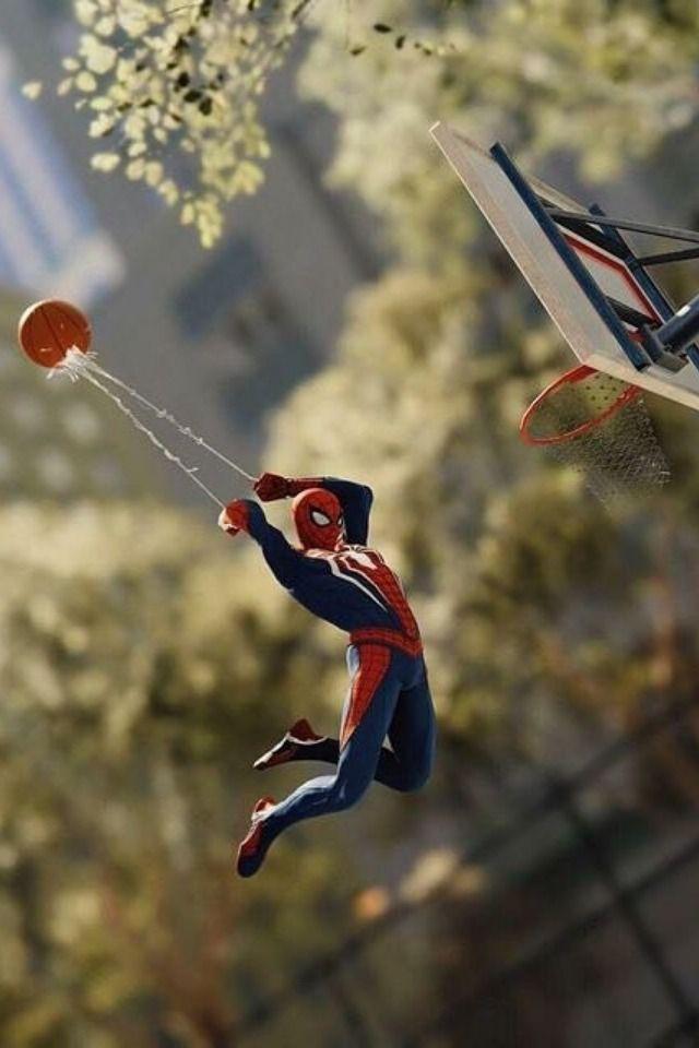 Марвел картинки человек-паук - классные арты (25)