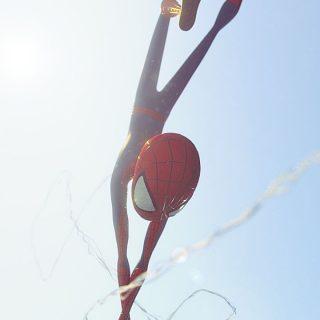 Марвел картинки человек паук   классные арты (30)