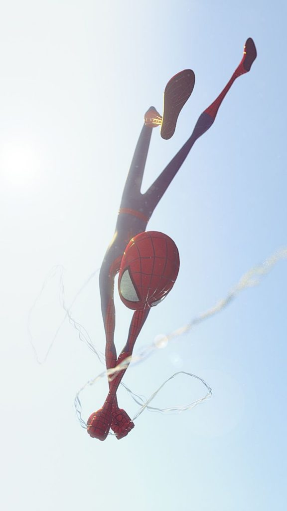 Марвел картинки человек-паук - классные арты (30)