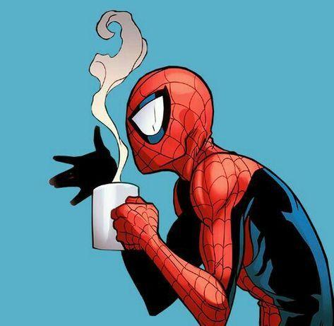 Марвел картинки человек-паук - классные арты (4)