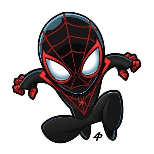 Марвел картинки человек-паук - классные арты (6)