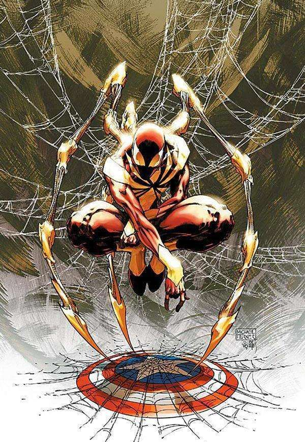 Марвел картинки человек-паук - классные арты (8)