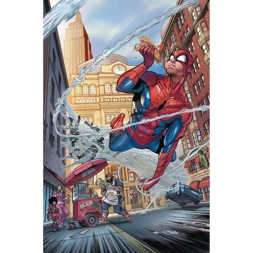Марвел картинки человек-паук - классные арты (9)