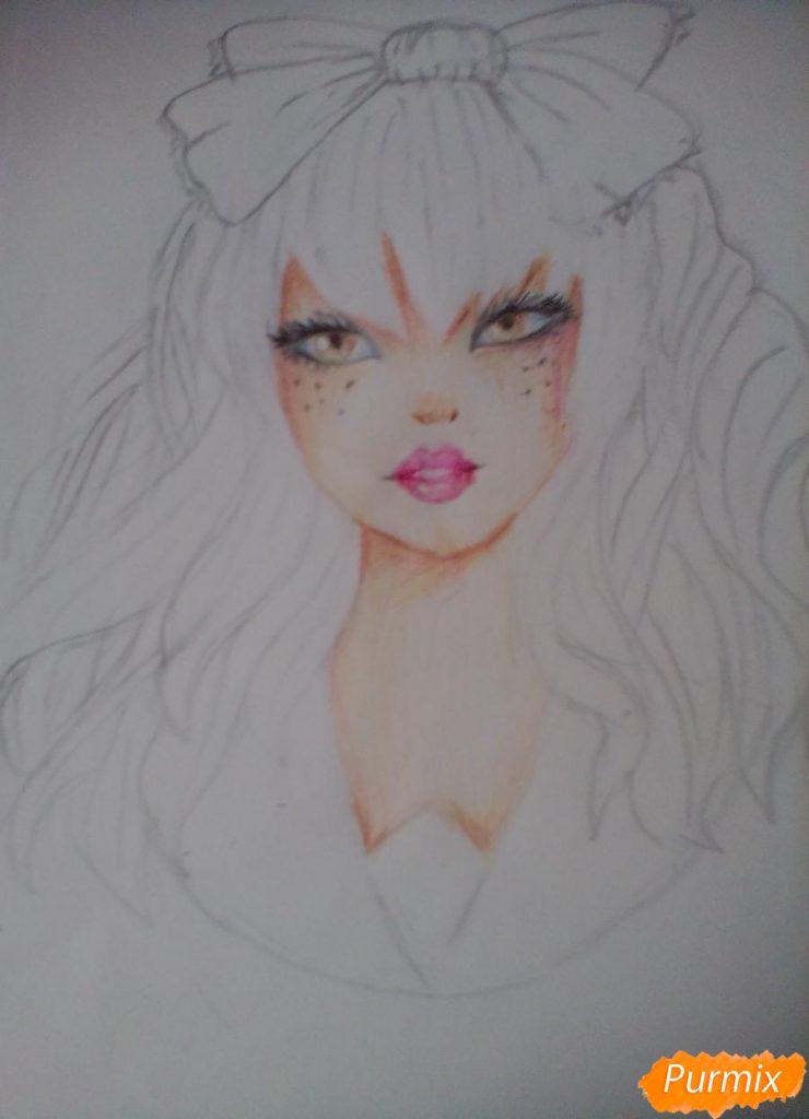 Мелани Мартинес раскраски очень классные - подборка (9)