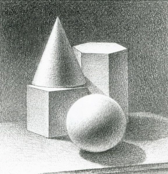 Микеланджело рисунки карандашом для детей012