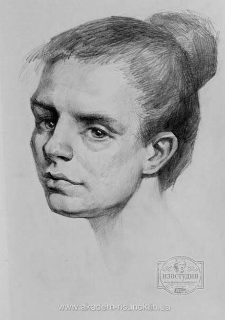Микеланджело рисунки карандашом для детей022