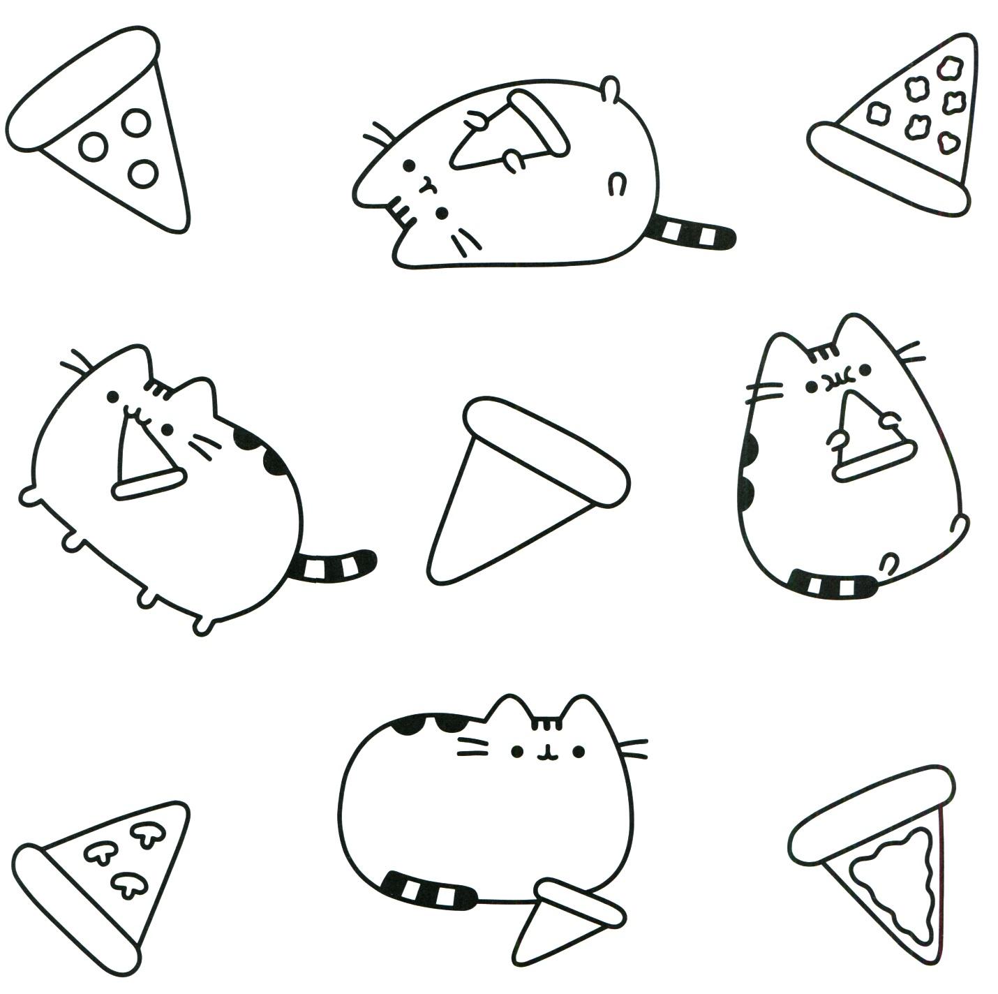 ризенер картинки котика пушина распечатать будут представлены виды