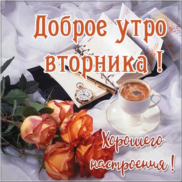 Милые картинки с добрым утром во вторник - 30 открыток (26)