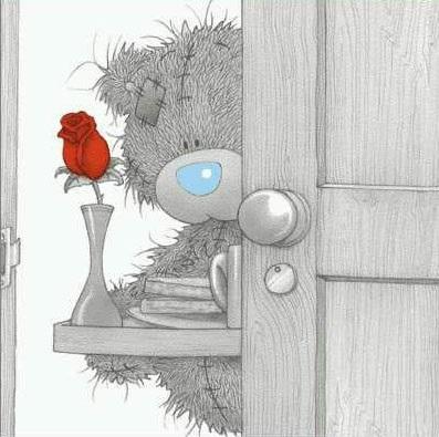 Мишки Тедди картинки с добрым утром002