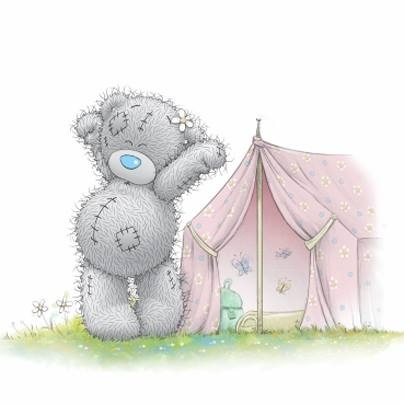 Мишки Тедди картинки с добрым утром005