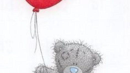 Мишки Тедди картинки с добрым утром011