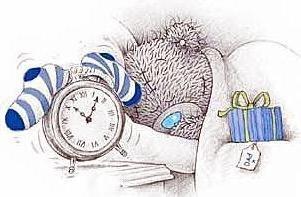 Мишки Тедди картинки с добрым утром020
