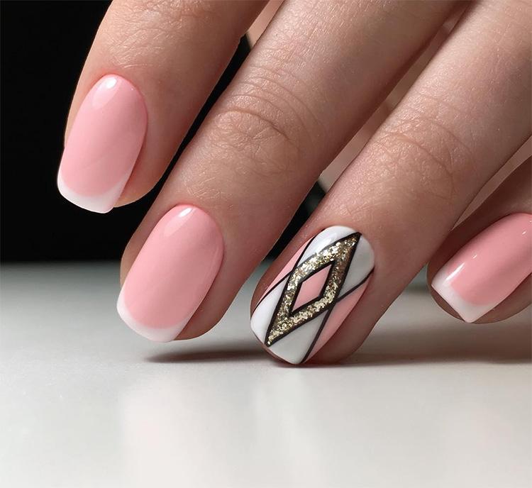 Накрашенные ногти прикольные картинки - подборка (12)