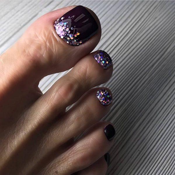 Накрашенные ногти прикольные картинки - подборка (18)