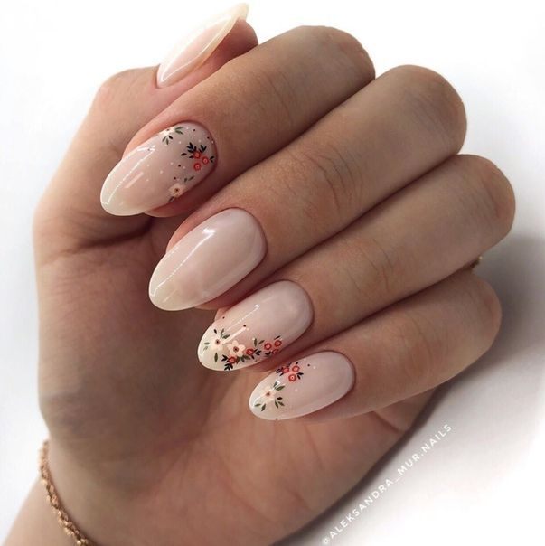 Накрашенные ногти прикольные картинки   подборка (4)