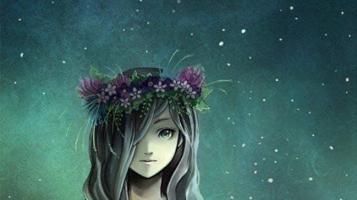 Нежные арты аниме   подборка картинок (3)