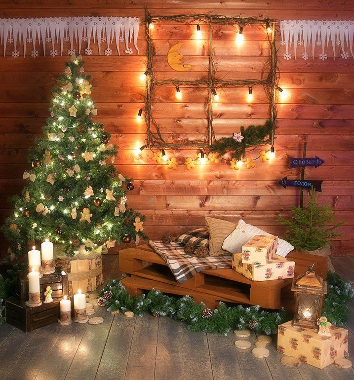 Новогоднее оформление фотостудий   лучшие фото (1)