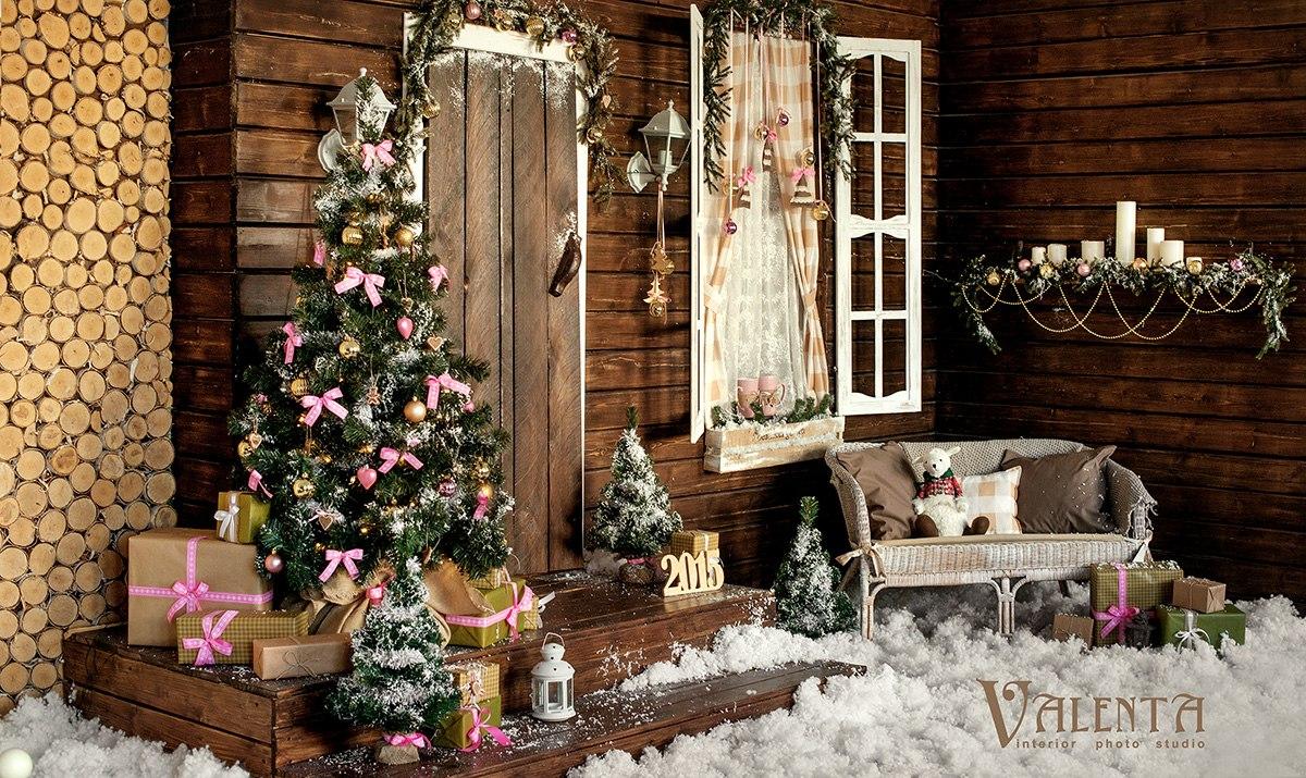 Новогоднее оформление фотостудий   лучшие фото (24)