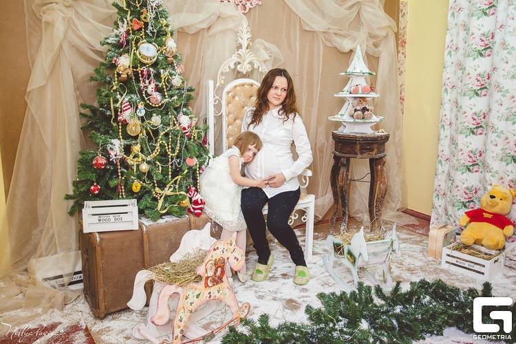 Новогоднее оформление фотостудий   лучшие фото (33)