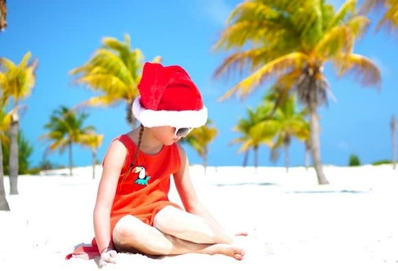 Новый год на море картинки и фото001