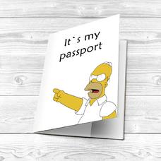 Обложки на паспорт прикольные картинки (2)