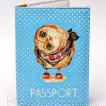 Обложки на паспорт прикольные картинки