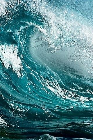 Океан обои на айфон 6003