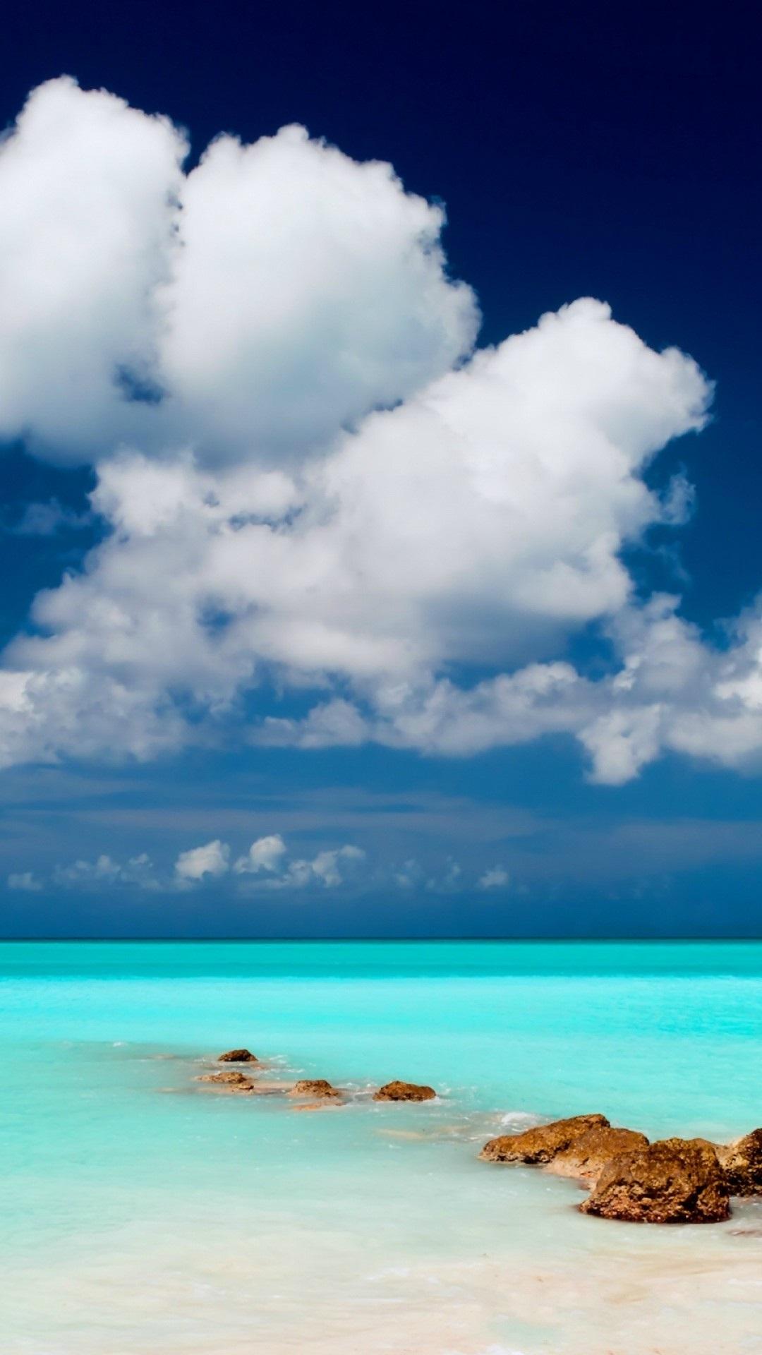 Океан обои на айфон 6009