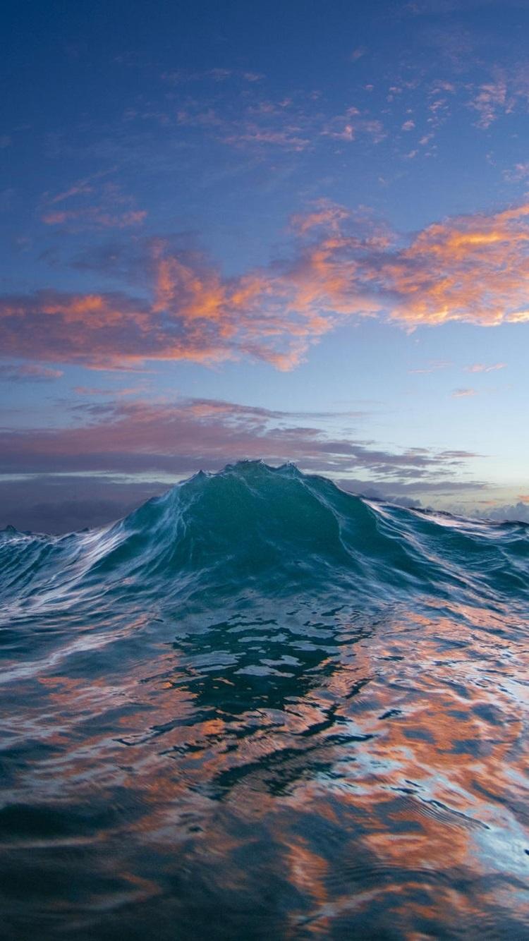 Океан обои на айфон 6023
