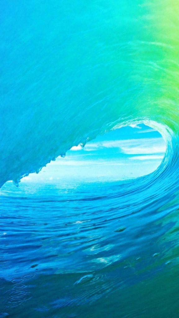 Океан обои на айфон 6024