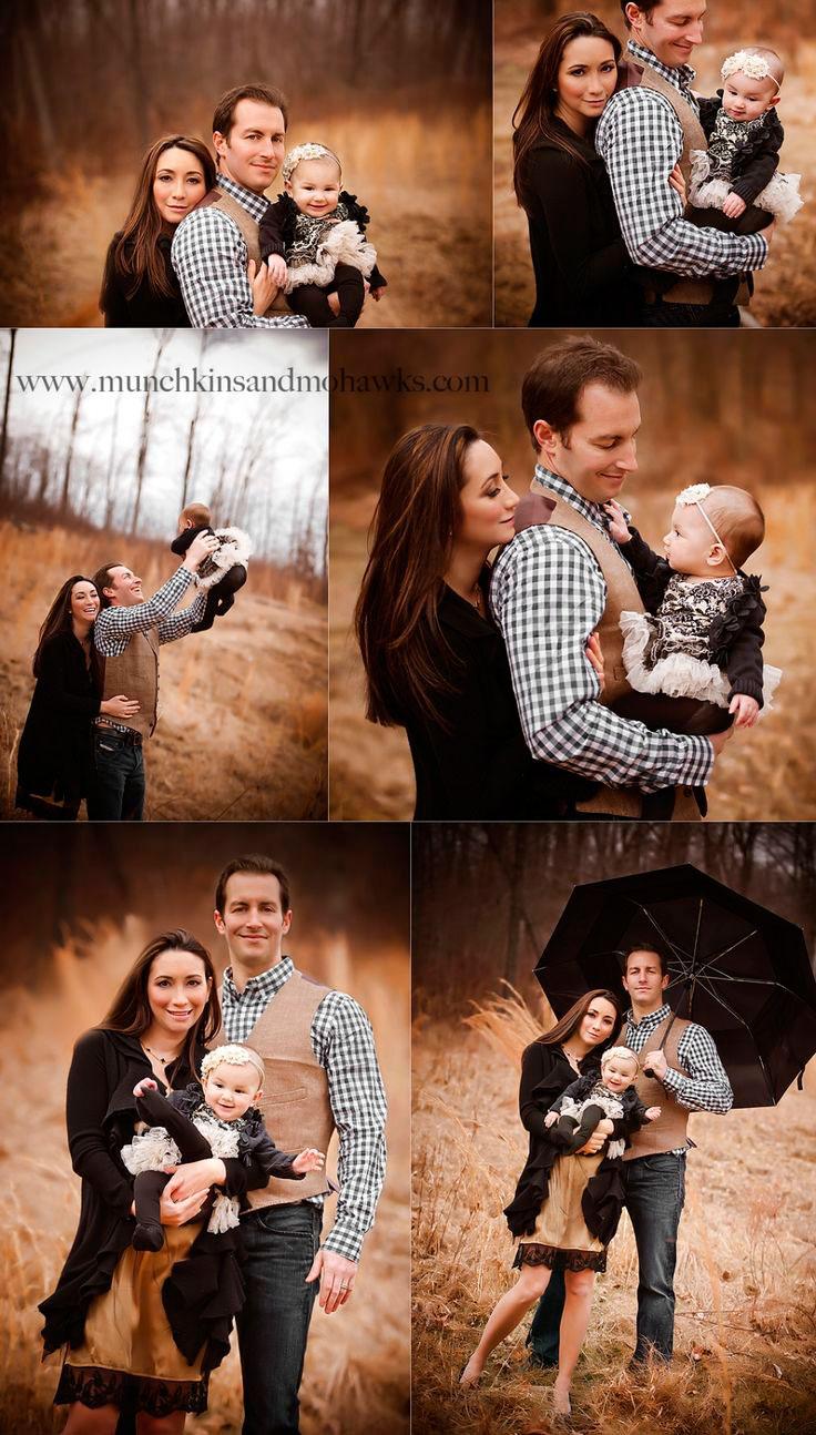 Осенняя семейная фотосессия на природе   фото идеи (20)