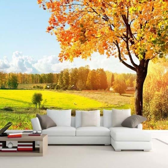 Осень картинки на рабочий стол 3 д016