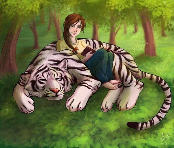 Открытки и картинки поздравления с днем тигра (1)