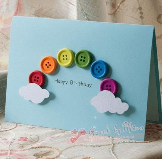 Открытки на день рождения своими руками для лучшей подруги008